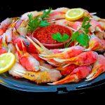 Crab Claw Tray