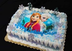 Specialty Cakes - Themes