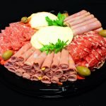Ultimo Meat & Cheese Tray
