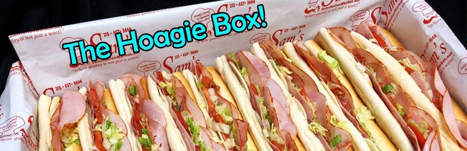 THE HOAGIE BOX