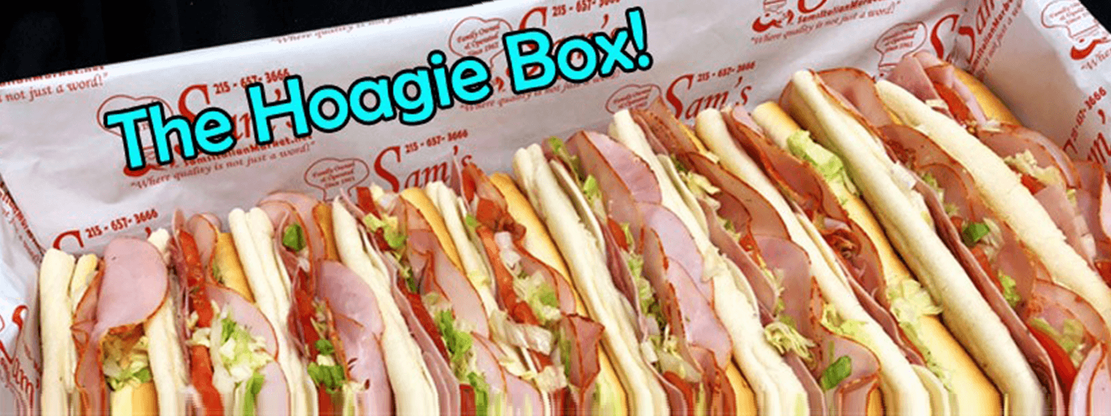 THE HOAGIE BOX